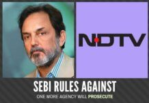 More woes for NDTV promoters Radhika Roy and Prannoy Roy