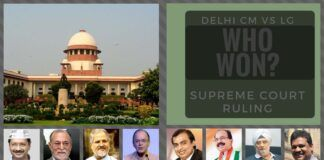 There are no winners or losers in the Supreme Court judgment in Delhi CM vs LG. It is just a reiteration of the Constitution of India