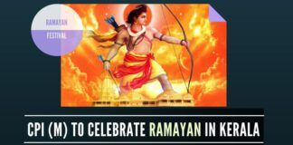 CPI(M) turns theist! To conduct month long Ramayan events!