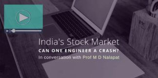In conversation with an Economist Prof. Nalapat - Can a Stock Market Crash be engineered?