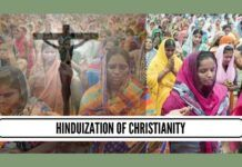 Hinduization of Christianity