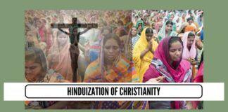 Hinduization of Christianity