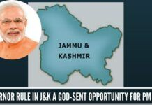 Governor Rule in J&K a god-sent opportunity for PM Narendra Modi