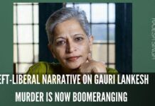 Left-liberal narrative on Gauri Lankesh murder is now boomeranging