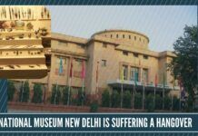 National Museum New Delhi is suffering a hangover from socialism