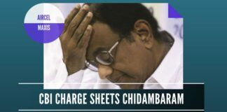 The CBI has chargesheeted Palaniappan Chidambaram in the Aircel-Maxis scam case