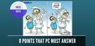 Eight points that show the illegalities committed in granting FIPB clearance to Maxis by the then Finance Minister P Chidambaram