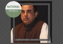 Swamy starts producing evidence in the National Herald case amidst repeated objections by the lawyers for the accused