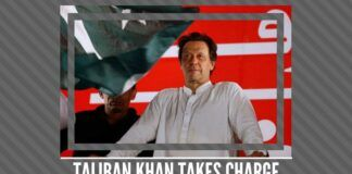 Taliban Khan takes charge