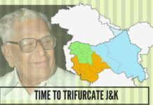 Time to trifurcate Jammu & Kashmir