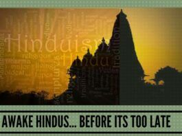 Awake Hindus... before its too late