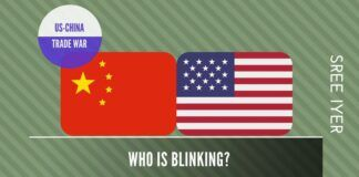 In the trade war between the US and China, who will blink first?