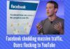 Facebook is shedding massive traffic – and it's apparently flocking to YouTube