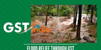 A minimum of over 100 crores can be generated every month for Kerala Flood Relief