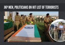 JKP men, politicians on hit list of terrorists ahead of Panchayat polls in J&K