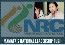 Using the NRC issue, Mamata is on an overdrive.