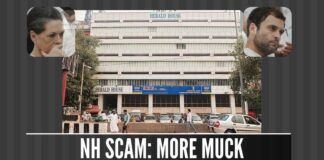 A property-grab scam in the garb of running a newspaper, the National Herald fraud keeps throwing up more violations