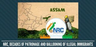 NRC, decades of patronage andballooning of illegal immigrants