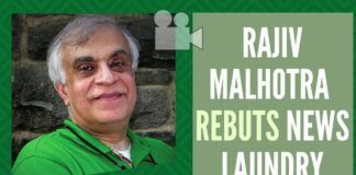 A crisp explanation on what he meant in his tweets. In a wide-ranging discussion, Rajiv Malhotra talks about the work Infinity Foundation has done in the past and how significant portions of the district of Nagapattinam were converted after Christianity