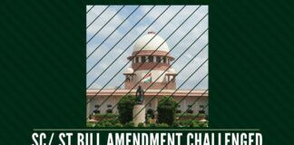 Was the amendment to SC/ ST bill that was passed recently done without adequate debate?