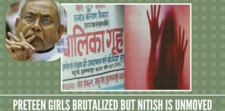 Preteen girls brutalized but Nitish is unmoved