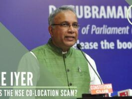 What is the NSE co-location scam? Why was this allowed to happen for 5 years? Who benefited? Who is not acting? Who should have resigned? Who should have been jailed?