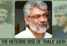 The meteoric rise of 'Thala' Ajith