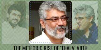 The meteoric rise of 'Thala' Ajith