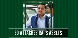 How long will Upendra Rai keep his silence? ED attaches many of his real estate properties all over the country.