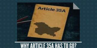 Why Article 35A HAS to go?