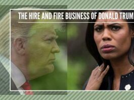 The abrupt firing of Omarosa has left the White house in terrible situation