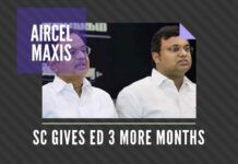 With Karti Chidambaram not co-operating in the interrogations, the ED has requested three more months from the Supreme Court in the Aircel-Maxis case