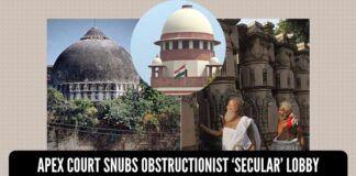 Apex court raises hopes of early verdict in Ayodhya case