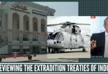 Law & Policy : Extradition Treaty of India vis-a-vis Order of Dubai Cout on Augusta Westland Case