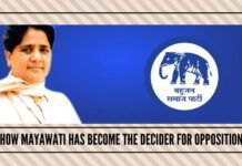How Mayawati has become the decider for opposition