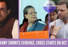 Compelling evidence submitted by Swamy in the National Herald case. Congress lawyers will get their chance to cross-examine Swamy on Oct 27.