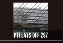 PTI Unions plan protests from Monday onwards over the firing of 297 staffers