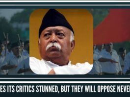RSS leaves its critics stunned, but they will oppose nevertheless