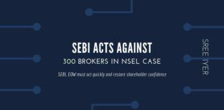 Taking on all 300 brokers in NSEL is a tall task for SEBI. Focus on the large players and fix those quickly.