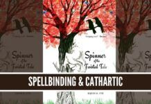 Book Review - Spinner of the Twisted Tale