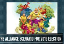 The Alliance Scenario for 2019 Election