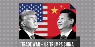 Trade War – US Trumps China
