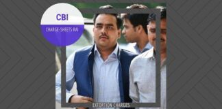 CBI charge sheets Upendra Rai on extortion charges