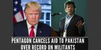 The U.S. military said it has made a final decision to cancel $300 million in aid to Pakistan that had been suspended over Islamabad's perceived failure to take decisive action against militants, in a new blow to deteriorating ties - https://www.pgurus.com/pentagon-cancels-aid-to-pakistan-over-record-on-militants/