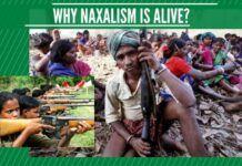 Why Naxalism Is Alive?