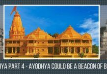 Ayodhya Part 4 - Ayodhya could be a beacon of beauty
