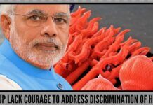 Does BJP lack courage to address discrimination of Hindus?