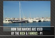 Are some continuing to milk money from imports & exports and stash it away in Tax Havens?