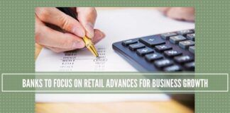 The retail portfolio accounts for just 1% of the bank's total NPA while it is 10.91% for the total advances.