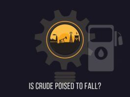 Is the price of Crude Oil poised for a fall? What are the factors that would make it go lower?